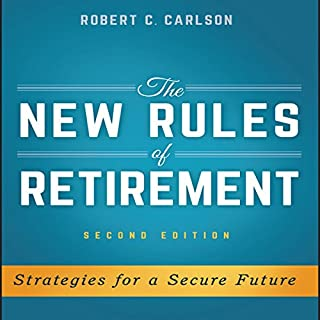 The New Rules of Retirement, 2nd Edition audiobook cover art