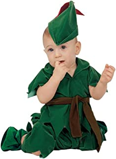 Baby Boy Infant Peter Pan Costume (18 Months) Green