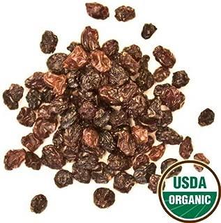 organic black currants