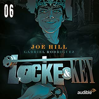 Alpha & Omega (Locke & Key 6) Titelbild