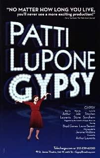 Patti Lupone Gypsy (Broadway) 27 x 40 Poster - Style A
