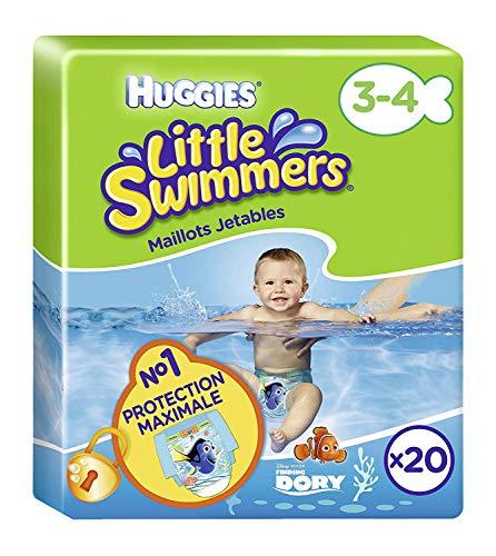 Huggies | Little Swimmers | Zwemluiers | 20 stuks