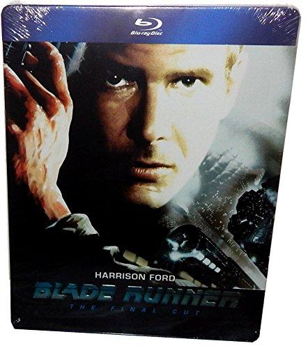 Blade Runner - Final Cut / limited Steelbook [Blu-Ray] 2-Disc, Import, Deutscher Ton