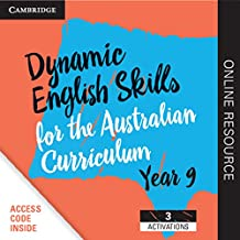 Dynamic English Skills for the Australian Curriculum Year 9 3 year subscription: A multi-level approach