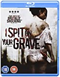 I Spit On Your Grave [Blu-ray] [Reino Unido]