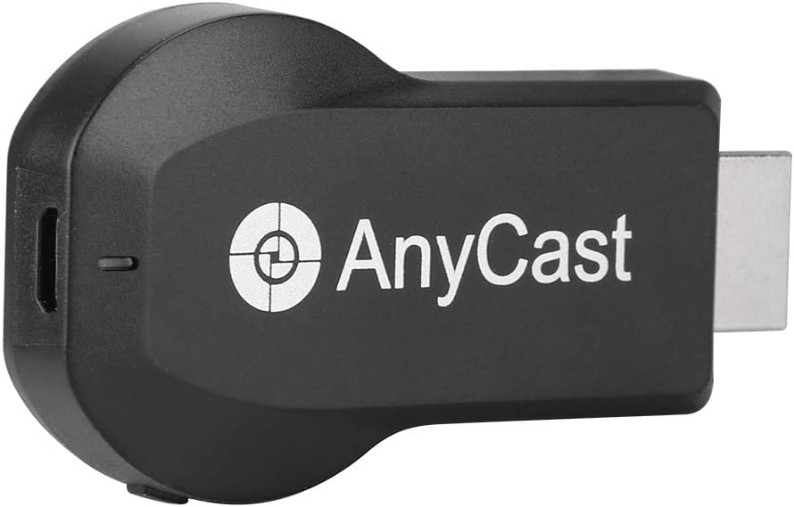 Display Dongle Receiver High Resolution Multiple Modes for Netflix / /, Video Game Apps and Movie Sites(5G)