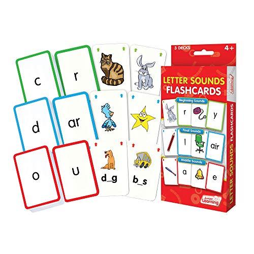 Junior Learning JL202 Lernkarteikarten