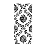 Fupeiwen Papel Pintado Autoadhesivo Pegatinas de Pared Extraíbles, para Restaurar Gabinetes, Paredes de Cajones, Muebles, Película de Vinilo Impermeable de PVC (53 cm x 122 cm),C