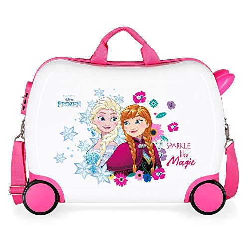 Disney Sparkle Like Magic Valigia per bambini 50 centimeters 34 Multicolore (Multicolor)