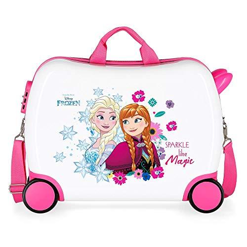 Sparkle Frozen Ride-on Suitcase