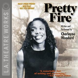 Pretty Fire audiobook cover art