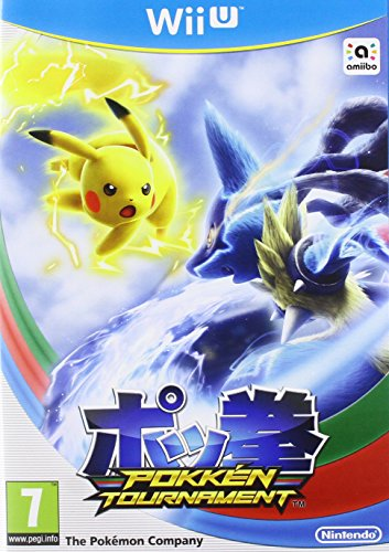 Nintendo pokken Tournament