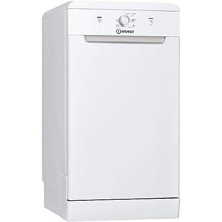 Amica GSP 14742 W lavavajilla 9 cubiertos A+ , 1,5 m, 1,5 m, 1,75 m, Canasta 45 cm Blanco, Estrecho Lavavajillas