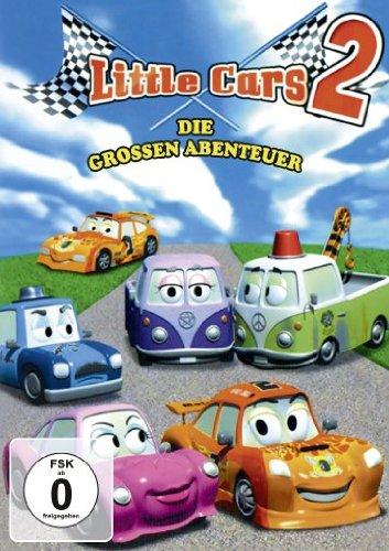 Little Cars 2 - Die großen Abenteuer [Alemania] [DVD]