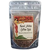 Kauai Aloha Coffee Rub & Seasoning (4 Pack)