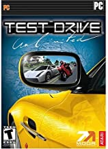 Test Drive Unlimited DVD-Rom - PC