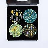 Pesos para patrones de costura. Juego de 4 diseños de costura para regalo (juego de...