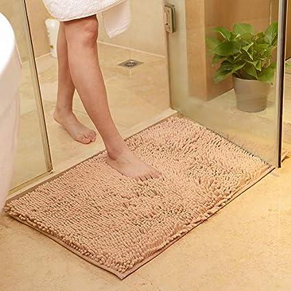 HLXX Alfombra Alfombra artículos para el hogar Felpudo Decoraciones para casa Interior Dormitorio baño Cocina pequeña Manta A10 40x60cm