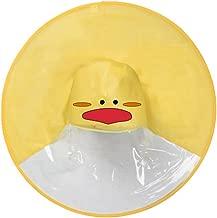 LNGRY Baby Raincoat,Baby Boys Girls Penguin Hands-Free Raincoat UFO Magical Children Umbrella Hat