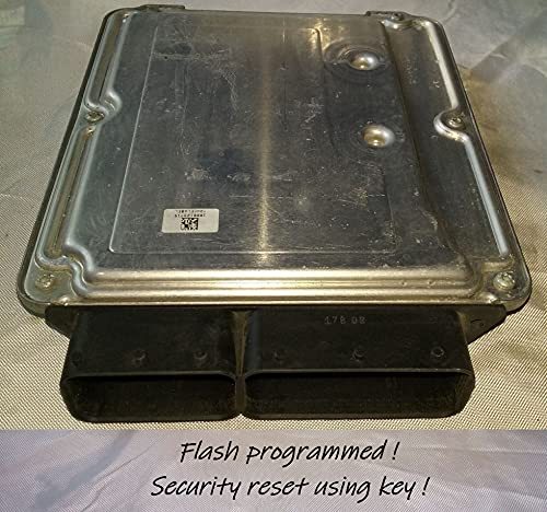 12617230 Plug & Play programmed engine computer control module Fits 2010 2011 GMC Cadillac Saturn E69 3.6L ECM PCM 19300014