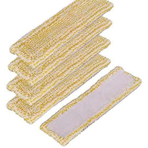 tellaLuna 5 piezas de repuesto de microfibra Swipping Mop Pad para aspiradora de ventana Karcher WV2 WV5
