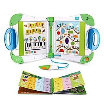 LeapFrog LeapStart Interactive Learning System Green