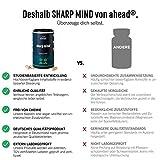 ahead® SHARP MIND | Konzentration & Gedächtnis - 5