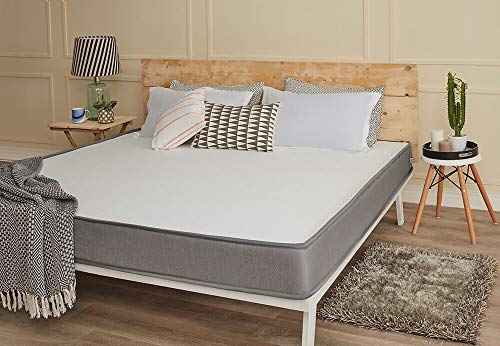 Wakefit Dual Comfort Mattress - Hard & Soft, Queen Bed Size (78x60x6)