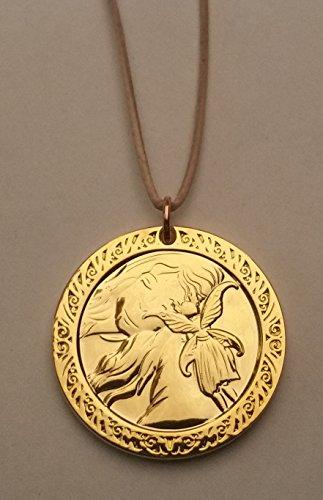 Zahnfee Münze Traum - Gold beschichtet