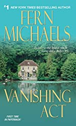 Vanishing Act (Sisterhood Book 15)