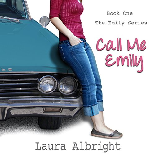 Call Me Emily audiobook cover art