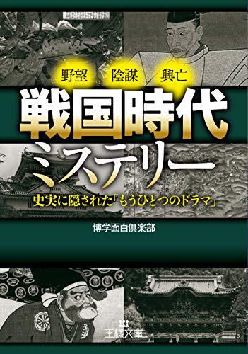 戦国時代ミステリー: 史実に隠された「もうひとつのドラマ」 (王様文庫)