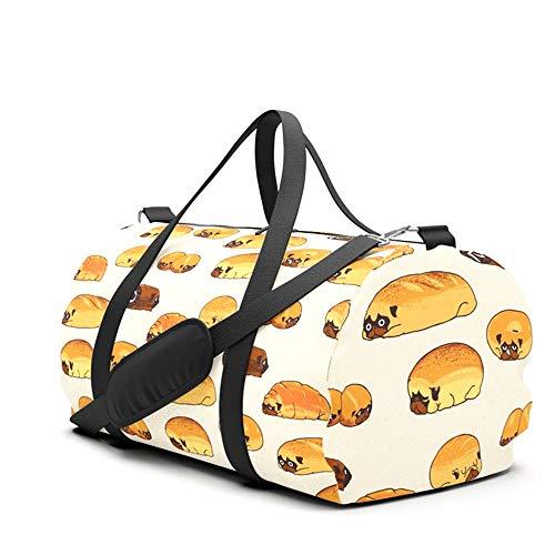 Brot Mops Reisetasche Sport Barrel Duffle Bag