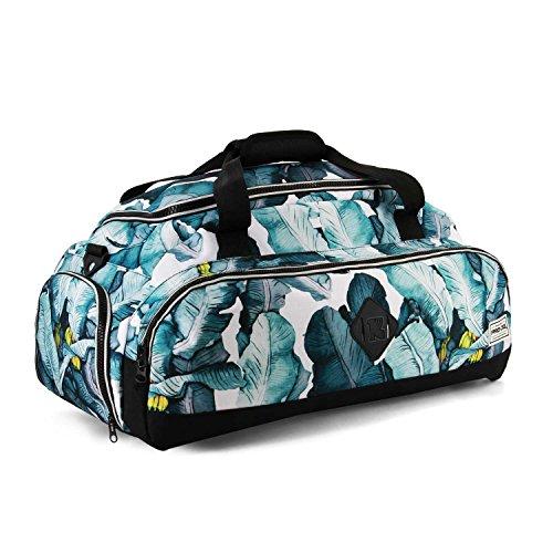 PRODG PRODG Varadero-Nomad Sports Bag Sac de Sport Grand Format, 57 cm, 13.5 liters, Vert (Green)