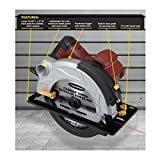 Chicago Electric 7 1/4' Circular Saw with Laser Guide System