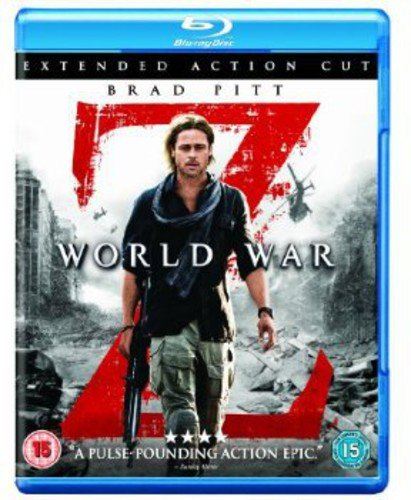World War Z - Extended Action Cut [Edizione: Regno Unito] [Reino Unido] [Blu-ray]