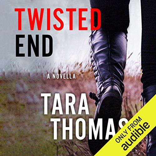 Twisted End audiobook cover art