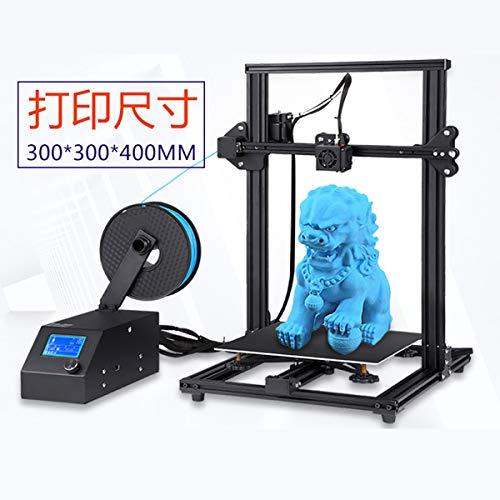 Knoijijuo 3D-CS-10S 3D-Drucker High Precision Quasi- DIY Educational 3D-Drucker für Gewerbe 3D-Drucker