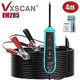 Comprobador de circuito eléctrico para automoción, EM285 6 – 24 V CC