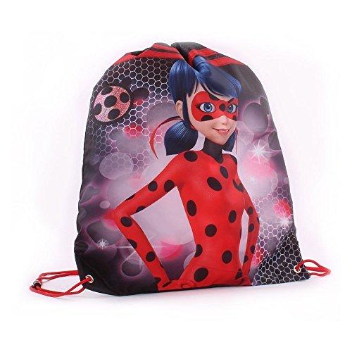 Vadobag 666_3155 Miraculous Tales of Ladybug - Bolsa de depo