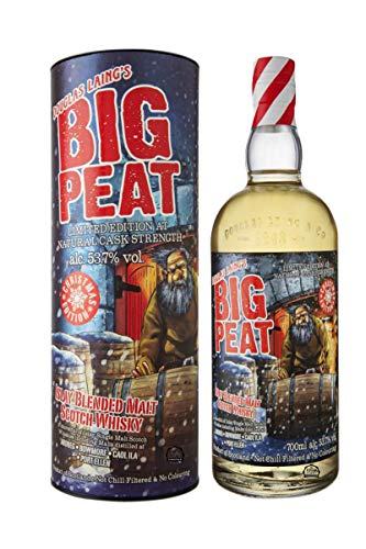 Big Peat Christmas Edition 2019 0,7 Liter