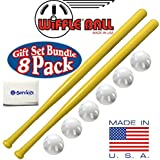 WIFFLE Ball 6 Baseballs Official Size 6 Pack Ball 32