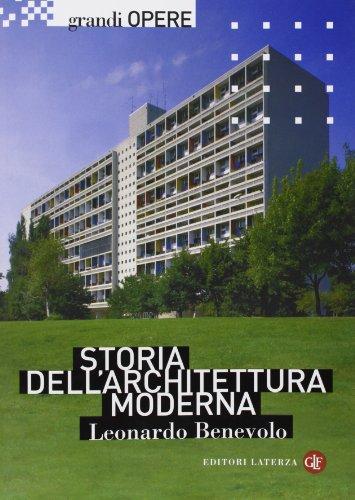Storia dell'architettura moderna