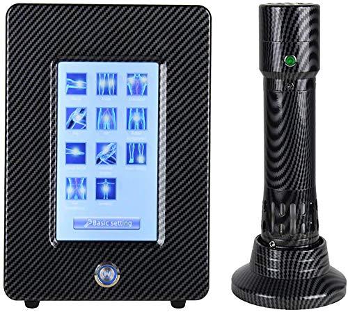 JSBVM Máquina de Terapia de Ondas de Choque, masajeador Corporal, para la...