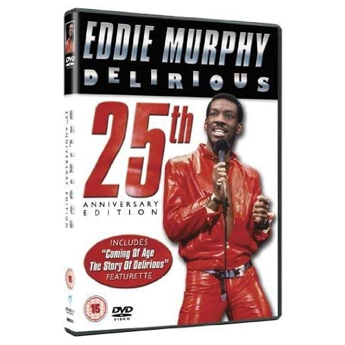 Eddie Murphy - Delirious [25Th Anniversary Edition] [Edizione: Regno Unito] [Edizione: Regno Unito]