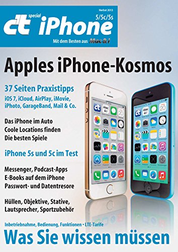 c't special iPhone: Apples iPhone-Kosmos