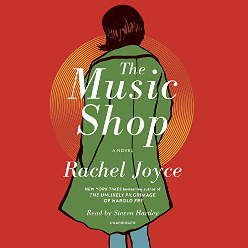 The Music Shop audiobook cover art
