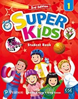 SuperKids 3E Student Book with 2 Audio CDs and PEP access code 1