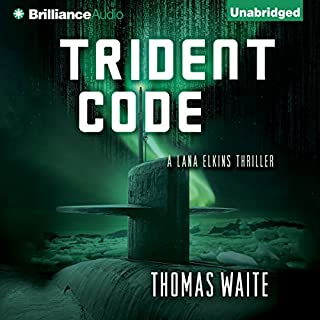 Trident Code audiobook cover art