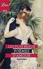 Les plus beaux poèmes d'amour de Marie-Anne Jost